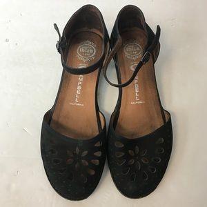 Jeffrey Campbell shoes women size 9.5 black color
